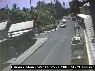 Front Street , Lahaina, Maui